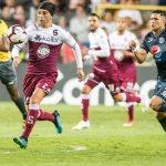 Saprissa le gana 1-0 a Motagua pero lo deja con vida en la final de Liga Concacaf