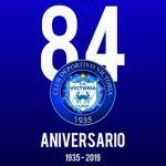 El Club Deportivo Victoria celebra su 84 aniversario