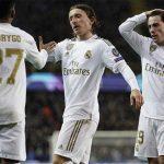 Real Madrid derrota a Brujas