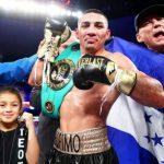 Hondureño Teófimo López es el nuevo campeón mundial de peso ligero (VÍDEO)