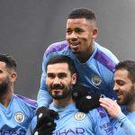 Manchester City golea 4-0 al Fulham y avanza a los octavos de final de la FA Cup