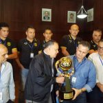 Real España presume la Copa Premier Centroamericana