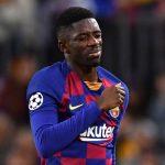 Dembélé se rompe un tendón y dice adiós a la temporada