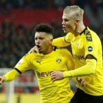 Dortmund golea 4-0 al Eintracht y es segundo en la Bundesliga