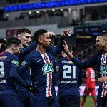 PSG golea 6-1 al Dijon y pasa a semifinales de Copa de Francia