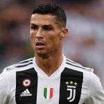 Cristiano Ronaldo pagó multa regalando computadoras caras a sus compañeros de la Juventus tras su expulsión en Champions