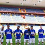 La Sampdoria anuncia que todos sus jugadores contagiados ya se han curado