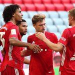 Bayern Múnich gana y queda a un triunfo del título de la Bundesliga