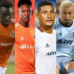 Rebaja salarial para los hondureños que juegan en la MLS