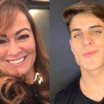 Mamá de Neymar se pelea con su novio y lo envía al hospital