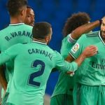 Real Madrid vence 2-1 a Real Sociedad y es nuevo líder de la Liga española