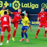 Cádiz del «Choco» Lozano pierde 1-0 ante Fuenlabrada y pospone su ascenso en España