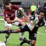 Milan remontó y vence a la Juventus que no sentencia la Serie A
