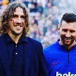 ¡Messi se va del Barcelona! Carles Puyol se despide de él