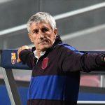 Quique Setién despedido como técnico del Barcelona