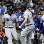 Dodgers, primeros en avanzar a los playoffs