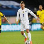 Mbappé anotó de zurda el gol del triunfo de Francia por la Liga de Naciones