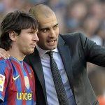 Pep Guardiola le habría aconsejado a Messi quedarse en el Barcelona