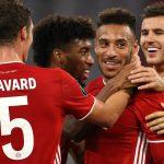 Bayern no tuvo piedad y goleó 4-0 a Atlético Madrid