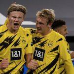 El Dortmund golea 3-0 al Schalke en el derbi del Ruhr