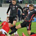 Suiza, mermada por el coronavirus, pierde 1-2 ante Croacia