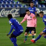 Barcelona cae 1-0 ante Getafe y pierde la oportunidad de ser líder