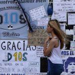 Gobierno argentino decreta tres días de duelo nacional por muerte de Diego Maradona