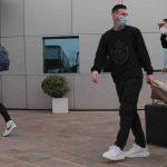 Messi llega a Argentina y se integra a la selección