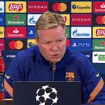 Koeman se sigue recriminando: «Nos ha marcado goles que no podemos encajar»