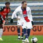 El Lorient, que está en zona de descenso, le ganó 3-2 al poderoso PSG