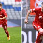 Los jugadores del Bayern Múnich Javi Martínez y Leon Goretzka dan positivo al covid-19
