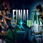 Boca Juniors y Banfield definirán el título de la Copa Diego Maradona