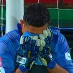 Harold Fonseca, portero de Olimpia: «No soy ningún cobarde y doy la cara»