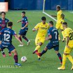 Huesca y el Villarreal se reparten los puntos en un partido sin goles