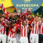El Athletic de Bilbao remonta al Barcelona y conquista la Supercopa de España