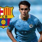 Acuerdo con Eric García, el primer fichaje del Barcelona de Koeman en 2021