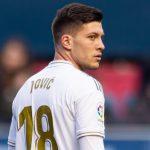 Adiós al Real Madrid, Luka Jovic regresa al Frankfurt