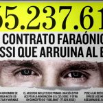 Barcelona niega que haya filtrado contrato de Messi y demandará a El Mundo