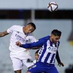 El Alcoyano del hondureño Jona Mejía elimina al Real Madrid de la Copa del Rey