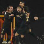 Sufrida remontada del Barcelona ante Granada para clasificarse a semifinales de la Copa del Rey