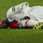 Neymar se pierde el duelo contra el Barcelona en Champions League