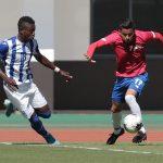Sub-23 de Honduras empata sin goles ante Costa Rica en amisto previo al Preolímpico