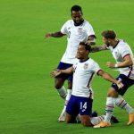 Estados Unidos golea 7-0 a Trinidad y Tobago en juego amistoso