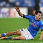 Chucky Lozano y David Ospina, lesionados y en duda para la Europa League