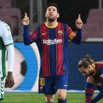Barcelona goleó al Elche y sigue dando pelea en la Liga española