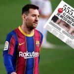 Messi presentará una querella contra cinco sospechosos de haber filtrado su contrato