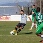 Alfredo Mejía marcó golazo en el triunfo de Levadiakos en Grecia