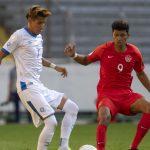 Canadá triunfa en su debut ante El Salvador