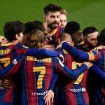 Barcelona remonta ante Sevilla y es finalista de la Copa del Rey
