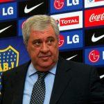 Jorge Amor Ameal, presidente de Boca Juniors, da positivo en covid-19